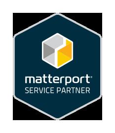 Matterport Service Partner Logo