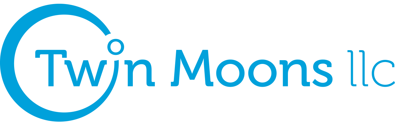 Twin Moons LLC Logo